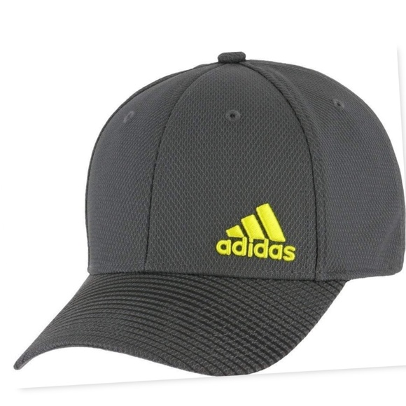 b7f5a1d851c adidas Other - adidas Mens Release Stretch Fit Structured Cap Hat